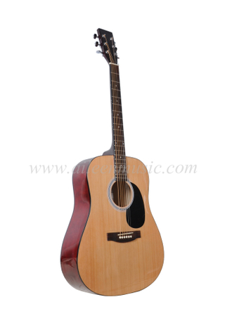 "Venta al por mayor de 41 ""Dreadnought OEM Guitarra acústica (AF29)"
