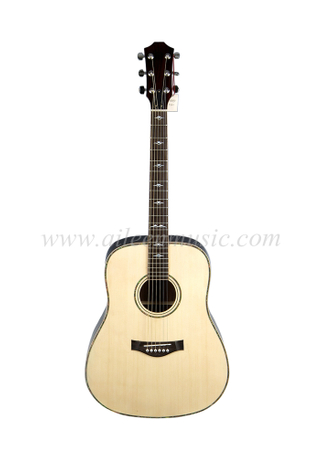"41 ""Plywood Dreadnought Beginner Acoustic Guitar (AFG11)"